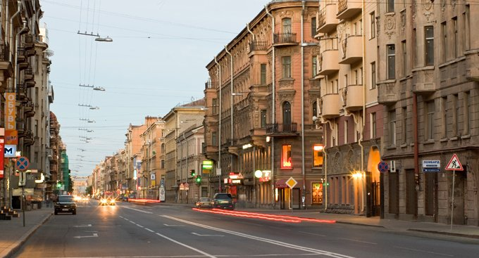 Улицы Петербурга назвали в честь Чуковского, Пикуля и Хармса
