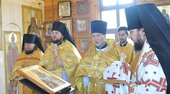 В Якутии вспомнили православного апостола Америки