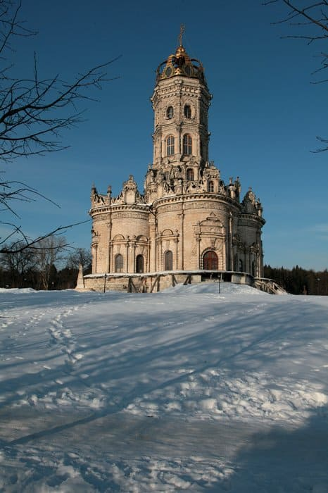 Церковь Знамения Пресвятой Богородицы в Дубровицах