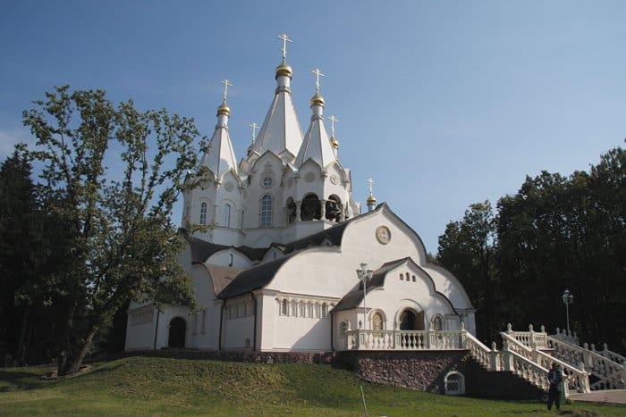 Собор Новомучеников и исповедников Российских в Бутове