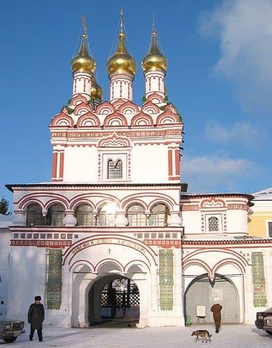 Иосифо-Волоцкий Успенский мужской монастырь