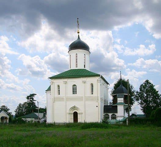 Собор Успения Пресвятой Богородицы на Городке