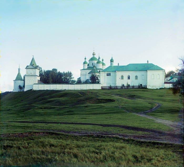 Можайский Лужецкий Рождества Богородицы Ферапонтов мужской монастырь