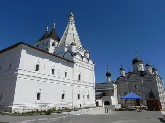 Серпуховской Владычный  женский монастырь