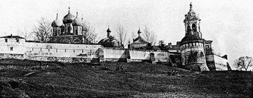 Серпуховской Высоцкий  мужской монастырь