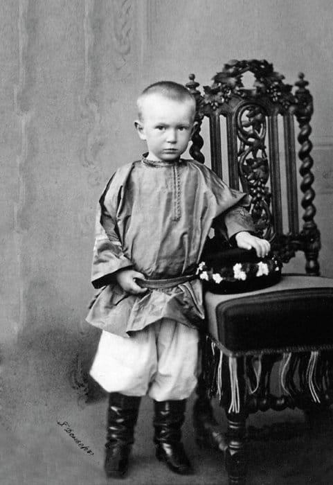 Великий князь Сергей Александрович. 1861