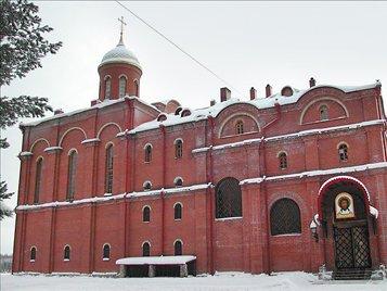 Алапаевский мужской монастырь во имя Новомучеников и исповедников российских