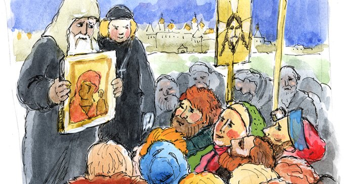 День народного единства и 1612 год. История в картинках