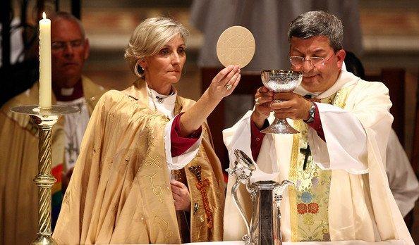 Почему в православии не может быть женщин-священников?