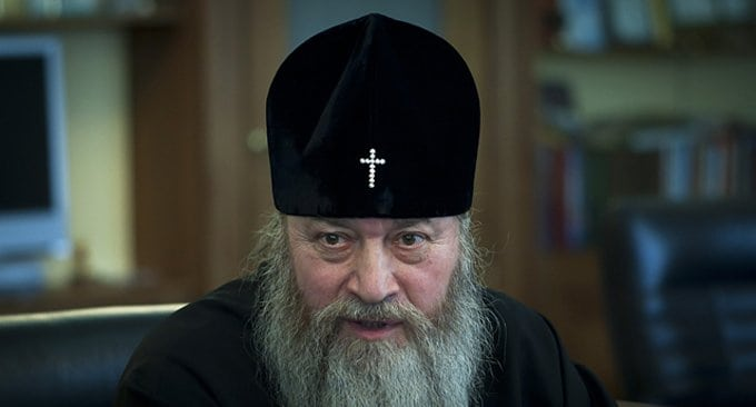 Людям нужен День народного единства, а не Хэллоуин, - митрополит Новосибирский Тихон