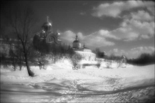 Март_в_Хотьково