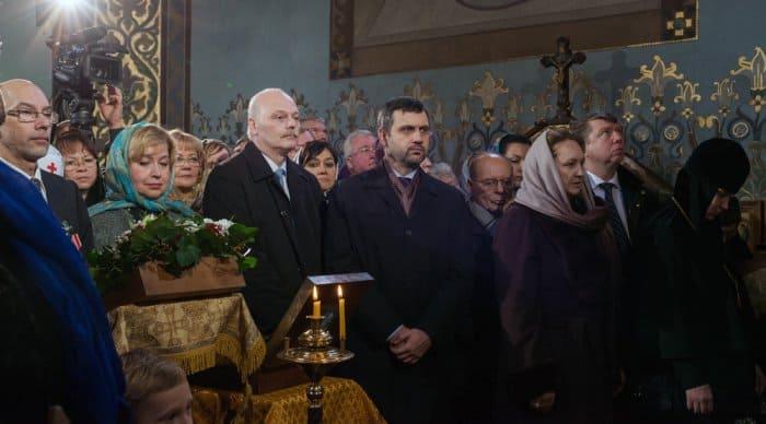 Владимир Легойда принял участие в «Елисаветинских днях» в Дармштадте