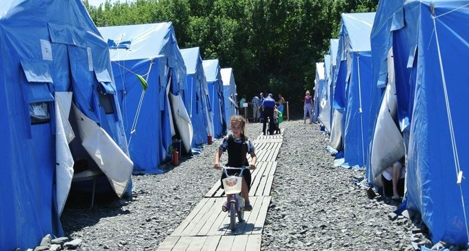 Беженцы: если ты хочешь помочь