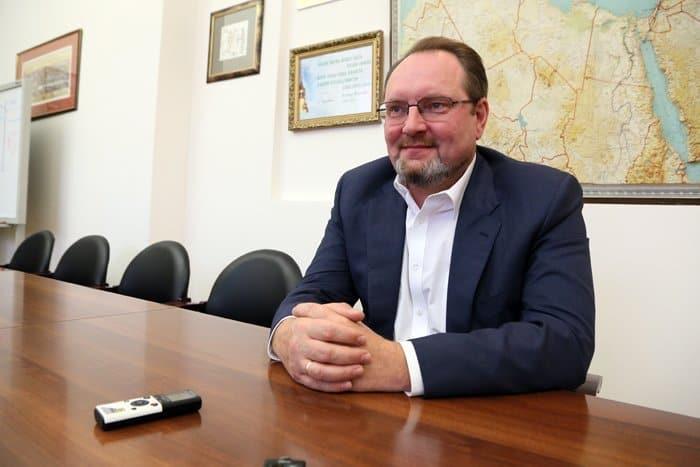 Игорь Манылов, первый заместитель министра  сельского хозяйства России