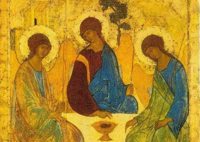 Как понять мысль о том, что Бог — един, но — в трех Лицах?