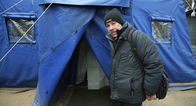 На Рождество для бездомных устроят праздник в «Ангаре спасения»
