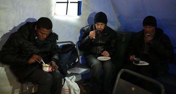 На Масленицу православные накормят блинами бездомных с Киевского вокзала