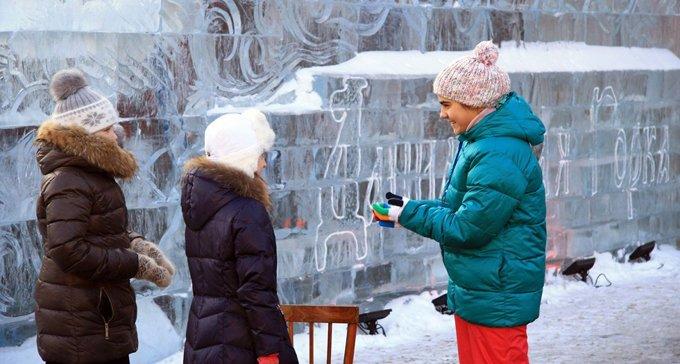 Данилов монастырь приглашает детей поиграть перед Рождеством