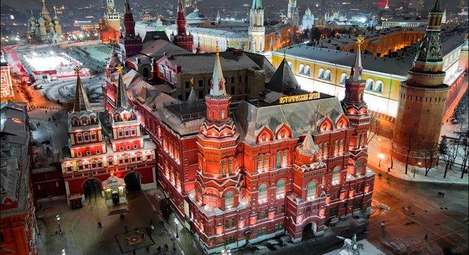 В новогодние выходные музеи Москвы примут всех бесплатно