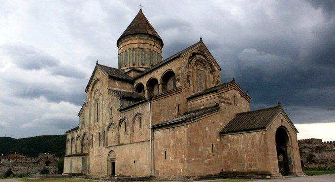 В ПСТГУ представят книгу о людях Грузинской Церкви
