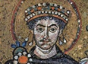 Император Юстиниан Великий
