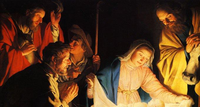 Что именно рассказывают евангелисты  о рождении Спасителя?