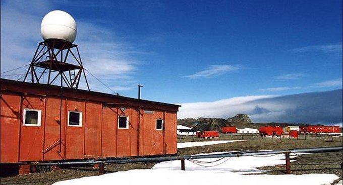 Российские полярники открыли виртуальный музей прямо на станции