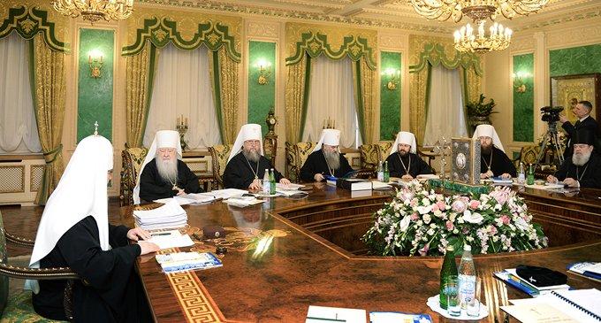 В Церкви прокомментировали итоги заседания Священного Синода