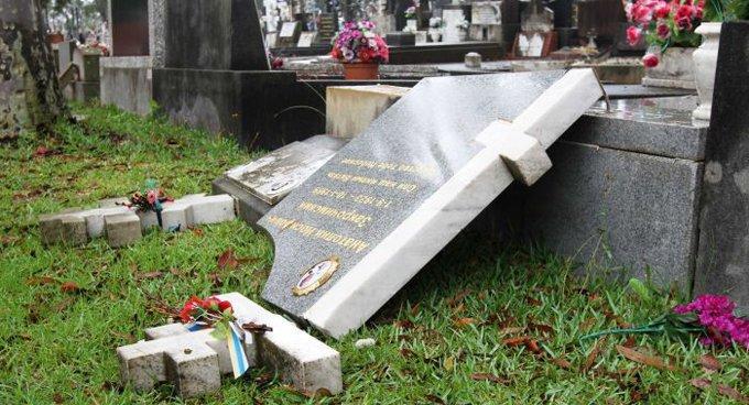 В Австралии надругались над могилами православных из России