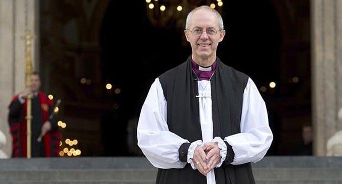 Англиканское Сообщество может распасться, - архиепископ Джастин Уэлби