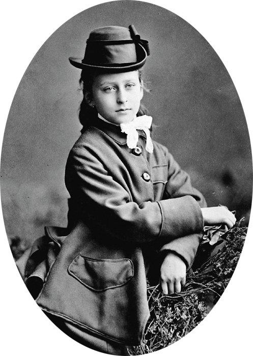 Елизавета (Элла) Гессенская. 1875
