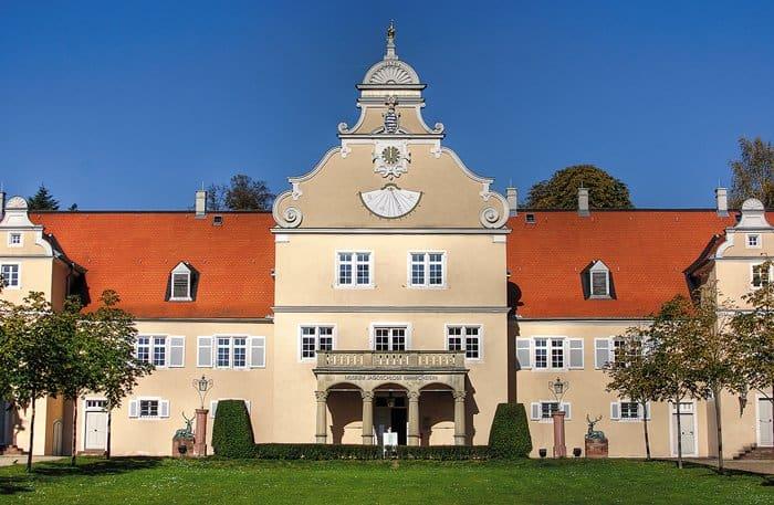Охотничий замок Кранихштайн