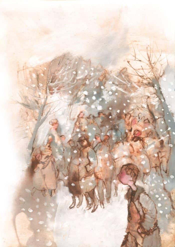 Святочные рассказы: Юркино Рождество