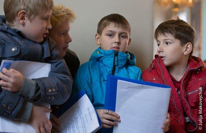 2014-11-09, A23K 8184, Москва, Елоховский, детский хор, s_mak