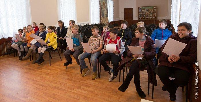 2014-11-09, A23K 8394, Москва, Елоховский, детский хор, s_mak