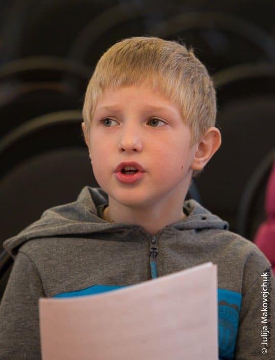 2014-11-09, A23K 8419, Москва, Елоховский, детский хор, s_mak