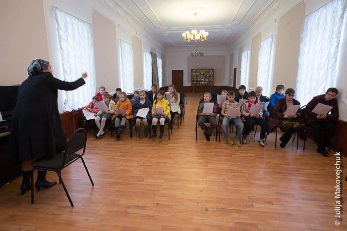 2014-11-09, A23K 8452, Москва, Елоховский, детский хор, s_mak