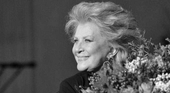 Оперная певица Елена Образцова скончалась на 76-м году жизни