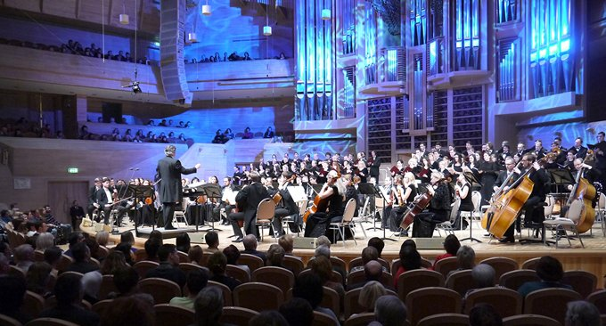 На фестивале духовной музыки прозвучат песнопения русских монастырей