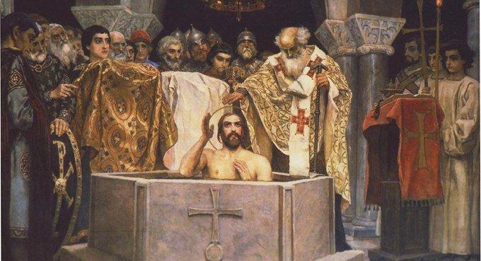 Князь Владимир – светильник для всех славян, - патриарх Кирилл