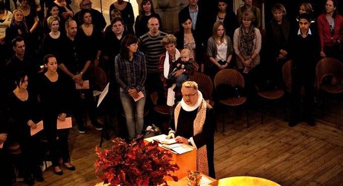 Не верящего в воскресение Христа датского пастора устыдили политики