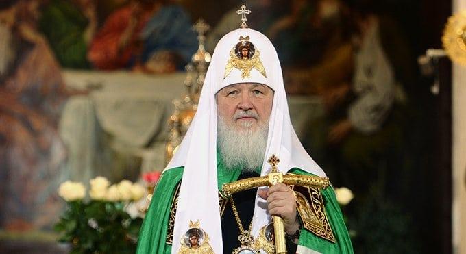Победа в войне была Божиим чудом, - патриарх Кирилл