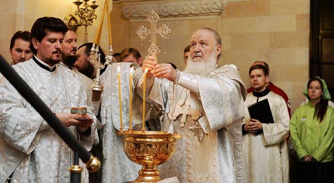 Святая вода – знак новой Божественной реальности, - патриарх Кирилл