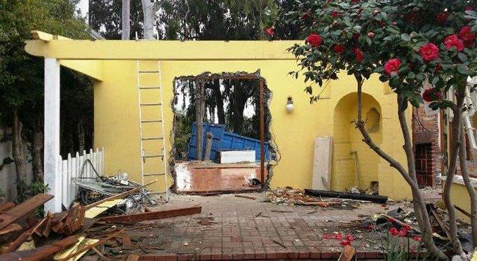 В Лос-Анджелесе снесли дом писателя-фантаста Рэя Брэдбери