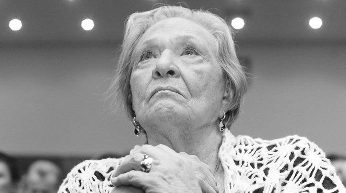 На 90-м году жизни умерла актриса Римма Маркова