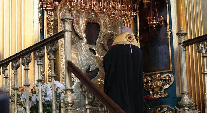 Смоленская икона - защитница народов Святой Руси, - епископ Смоленский Исидор