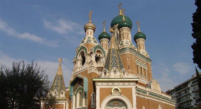 Православный собор в Ницце вновь открывает свои двери для верующих