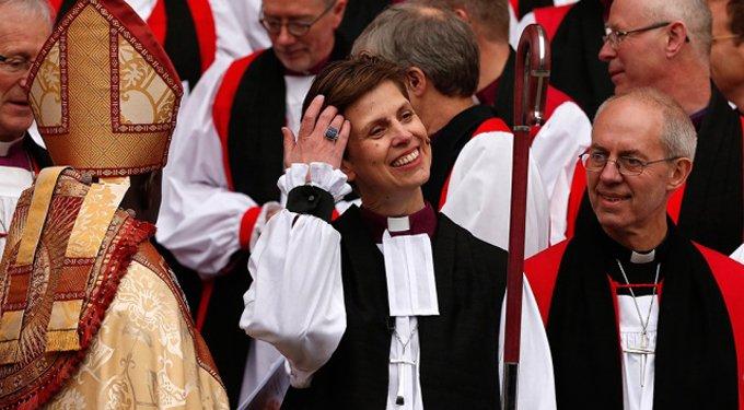 В Русской Церкви назвали «камнем преткновения» женский епископат в Англии