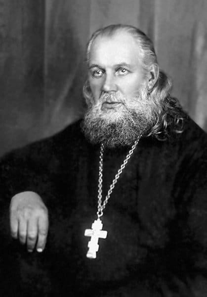 Священник Николай Красовский. Москва, Таганская тюрьма. 1938 год
