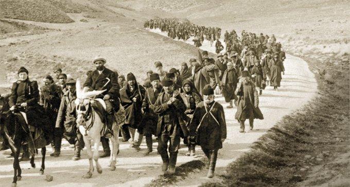 Русские паломники на пути вИерихон